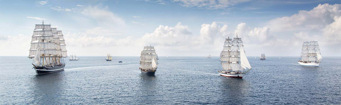 Tall Ship Races Bergen 21.-24. juli 2019 - Skutefesten inntok byen for femte gang